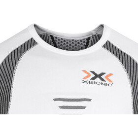 X-Bionic M's The Trick Running Shirt SS White/Black